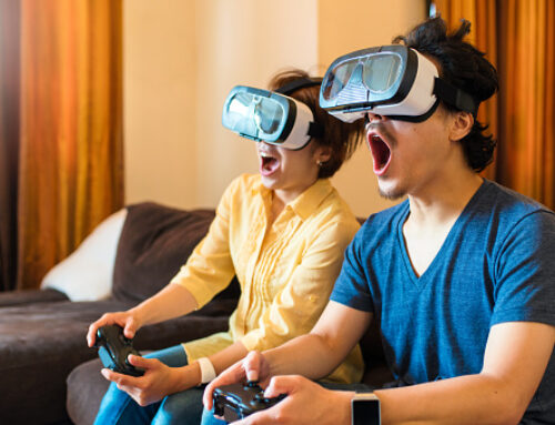 Playing It Safe:  Essential Advice for Safe Online Gaming