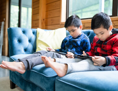 How Much Is Too Much?  Screen Time & Media Balance
